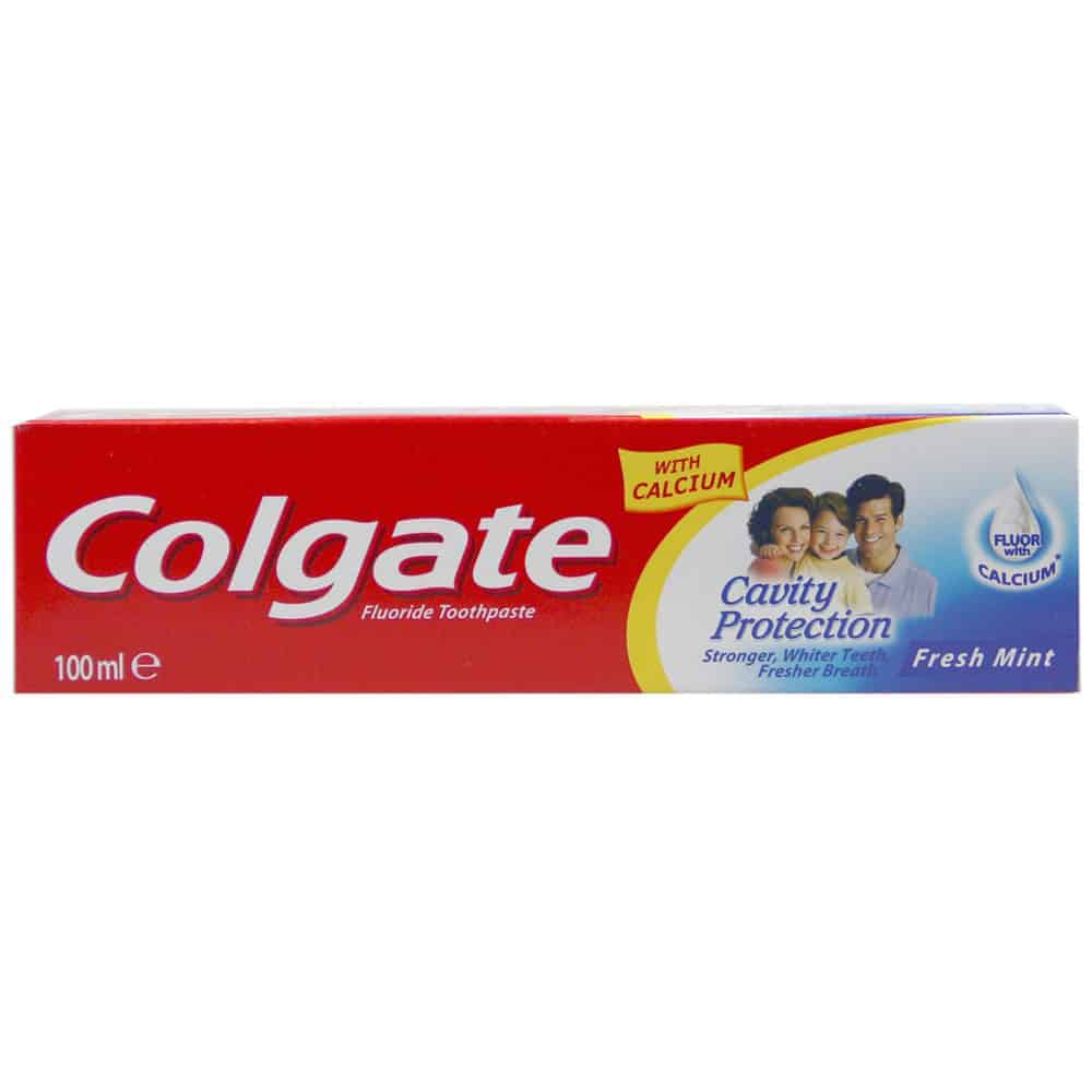 Паста за Зъби Против Кариес Colgate Cavity Protection 100 ml.