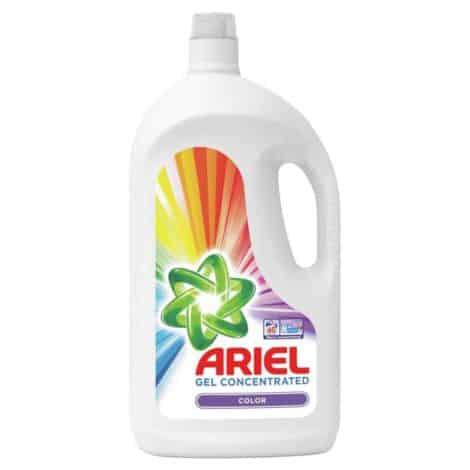 Течен Перилен Препарат за Цветно Пране Ariel Color 60 Изпирания 3300 мл.