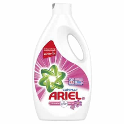 УниверсаленТечен Перилен Препарат Ariel Touch Of Lenor 42 Изпирания 2310 мл.