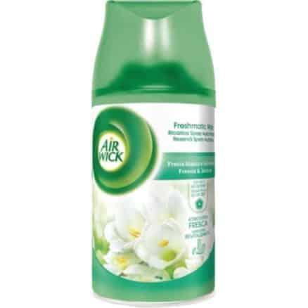 Спрей Ароматизатор Air Wick Freshmatic Фрезия и Жасмин 250 ml.