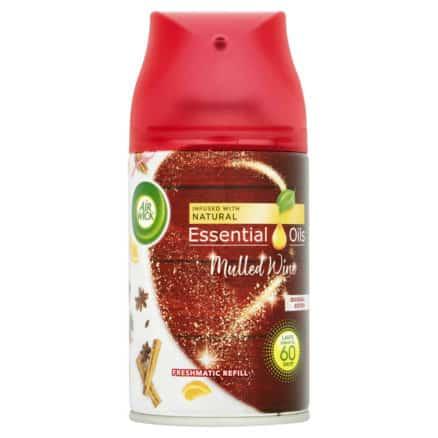 Спрей Ароматизатор Air Wick Freshmatic Mulled Wine 250 ml.