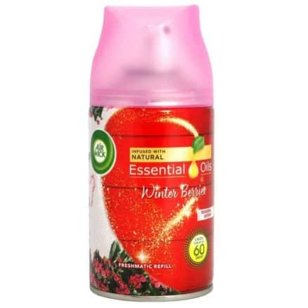 Спрей Ароматизатор Air Wick Freshmatic Winter Berries 250 ml.