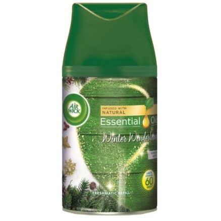 Спрей Ароматизатор Air Wick Freshmatic Winter Wonderland 250 ml.