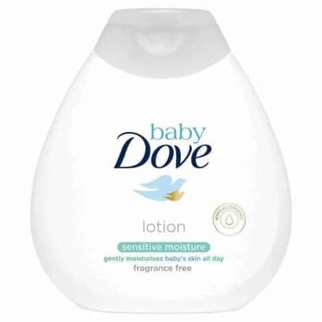 Бебешки Лосион за Чувствителна Кожа Dove Baby Sensitive 200 ml.