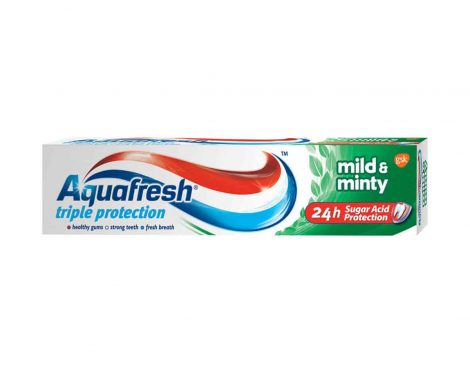 Паста за Зъби Aquafresh Triple Protection Mild & Minty 100 мл.