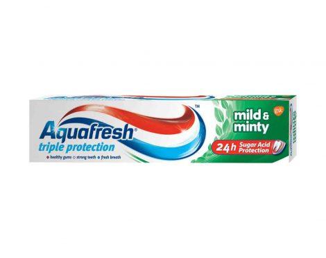 Паста за Зъби Aquafresh Triple Protection Mild & Minty 100 мл.