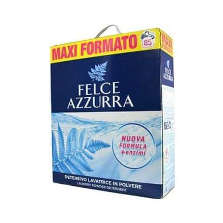 Прах за Бяло и Цветно Пране Felce Azzurra Classico 85 Изпирания 5.1 кг.