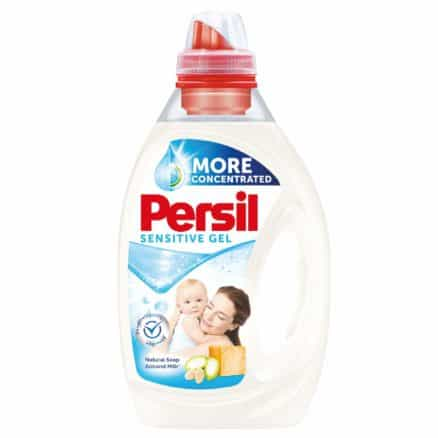 Течен Перилен Препарат за Бебешки Дрехи Persil 60 Изпирания 3 л.