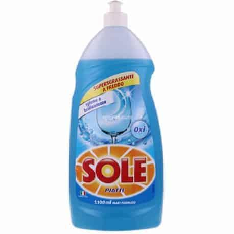 Препарат за Съдове Sole Piatti Oxi 1.1 l.