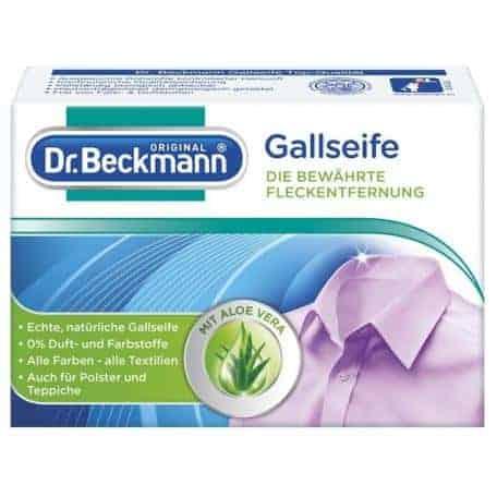 Сапун за Почистване на Петна Алое Вера Dr. Beckmann 100 gr.