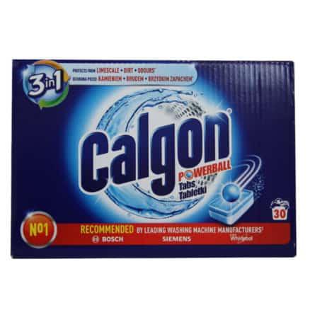 Таблетки за Съдомиялна Calgon Powertabs 30 бр.