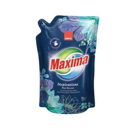 Омекотител Sano Maxima Inspirations Blue Blossom 1 l.