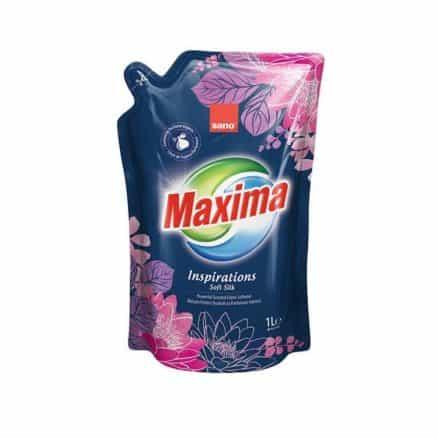 Омекотител Sano Maxima Inspirations Soft Silk 1 l.