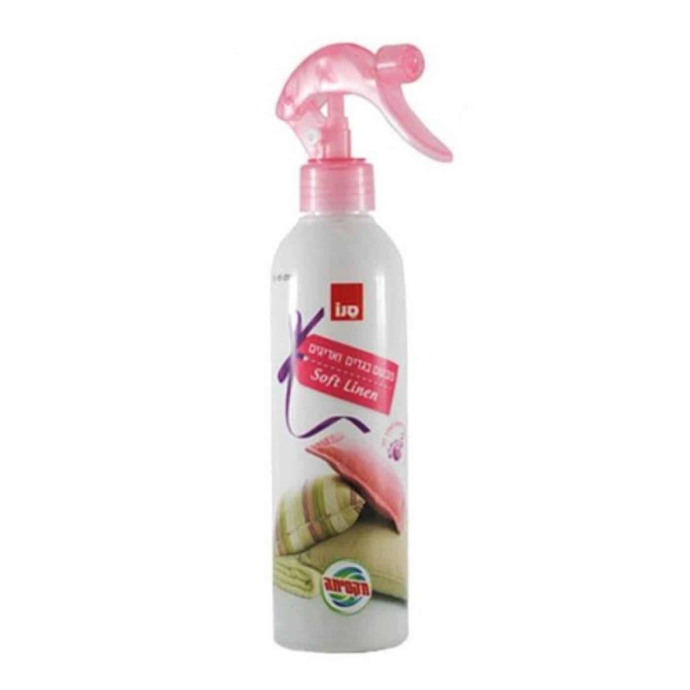 Спрей Парфюм за Дрехи Sano Soft Linen 350 ml.