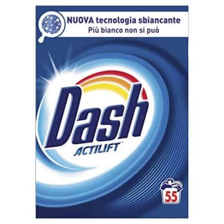 Универсален Прах за Пране Dash 55 Изпирания 3575 гр.
