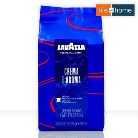 Kафе Лаваца 1 кг Печено на Зърна за Професионално Еспресо
